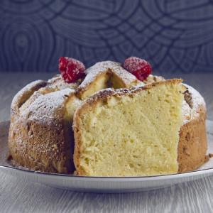 Kolač od vanile sa pečenim jabukama / Versunkener apfelkuchen
