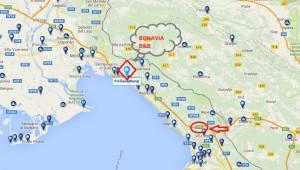 Putovanje u Sistianu / Travel to Sistiana