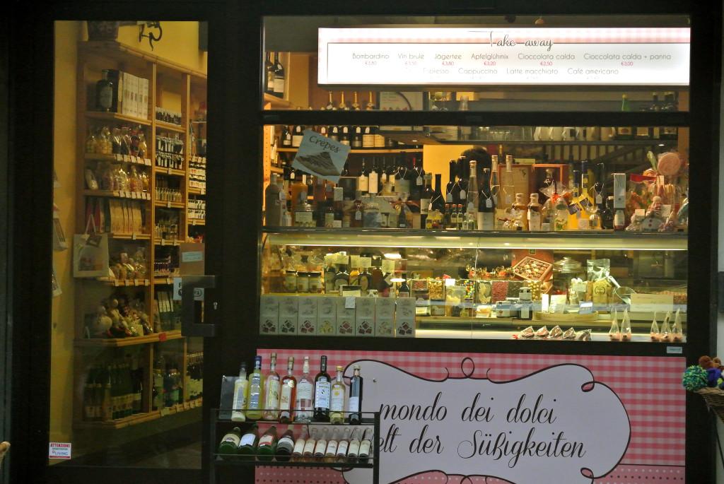 Prodavnice delikatesa Ortisei Val Gardena
