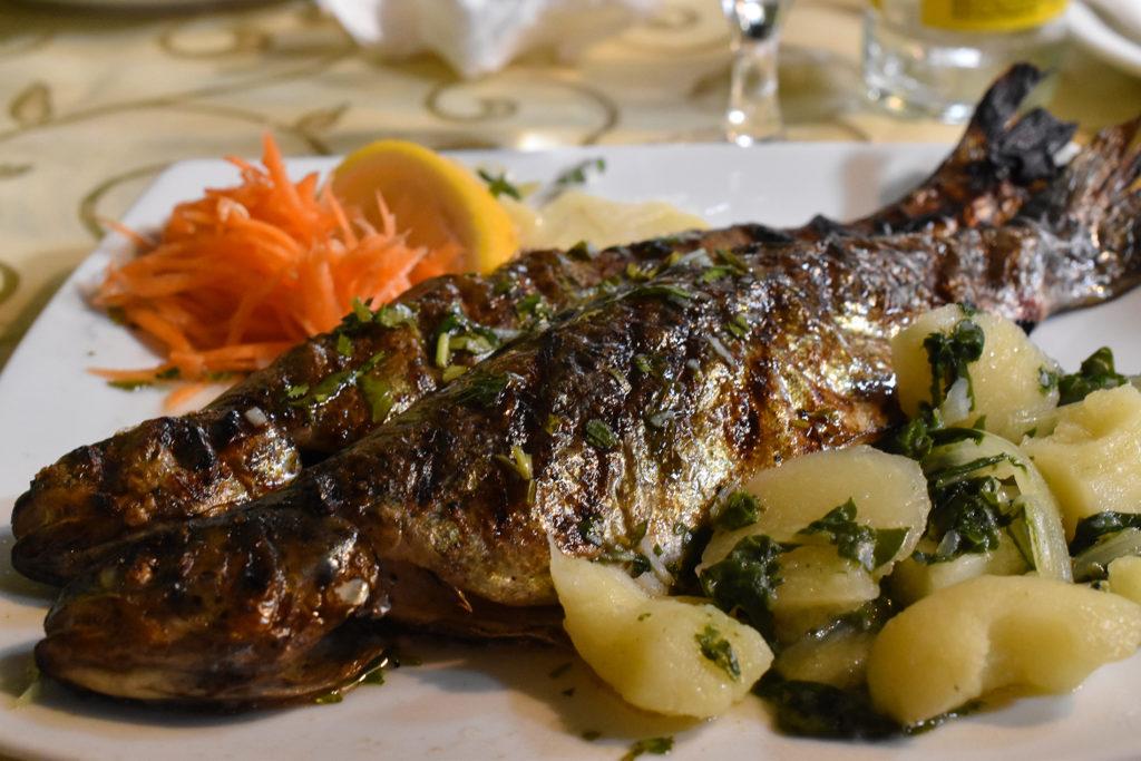 Restoran Koliba Reka Grza