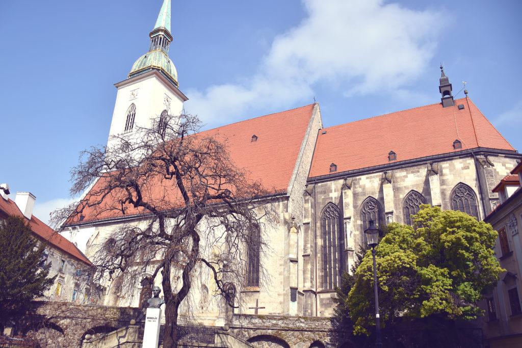 Putovanje u Bratislavu