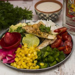 Meksička salata sa avokadom