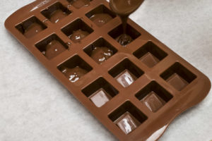 molds for chocolate praline