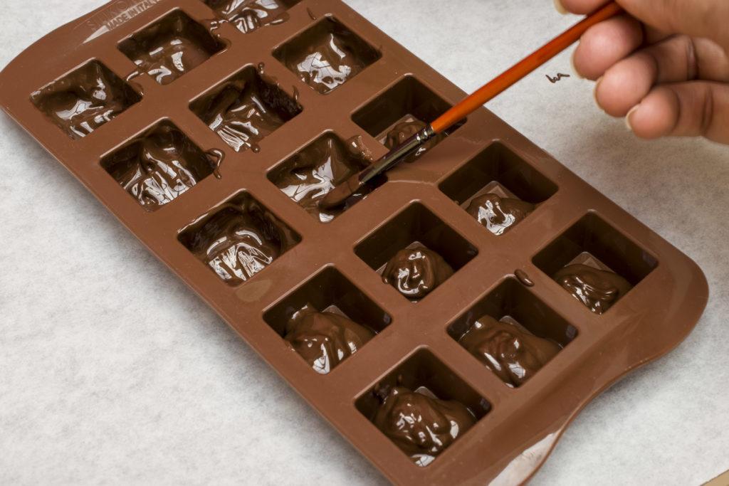kalupi za čokoladne praline