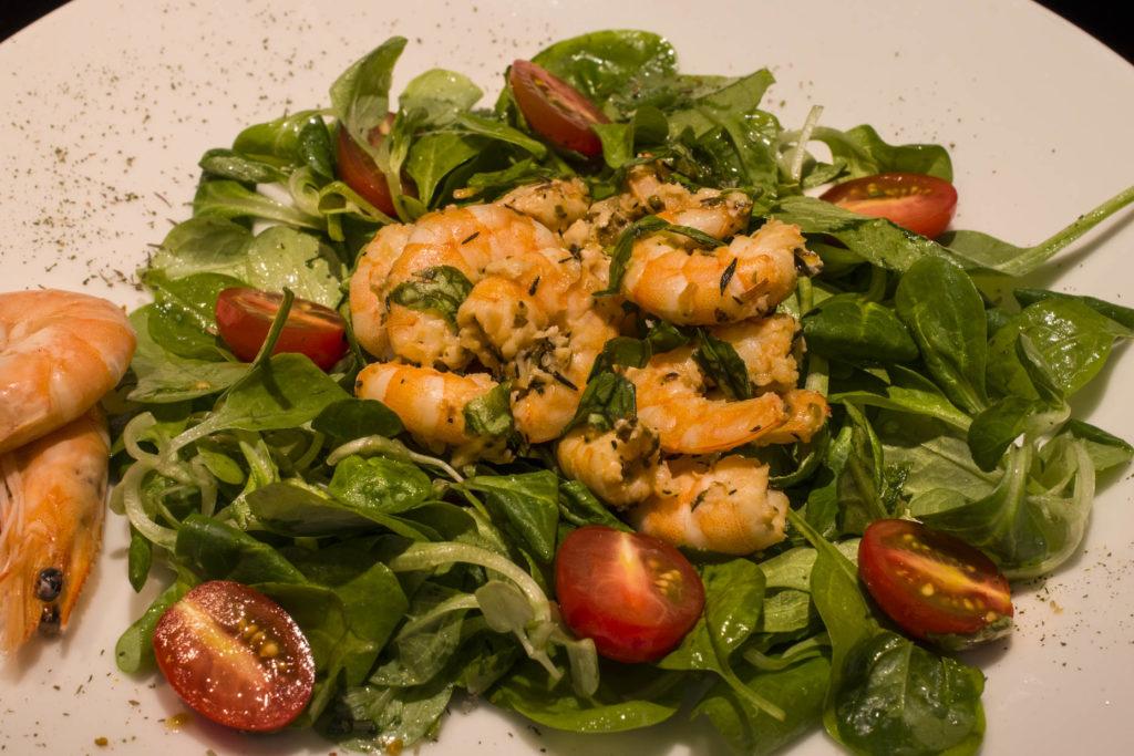 Salata od račića 9