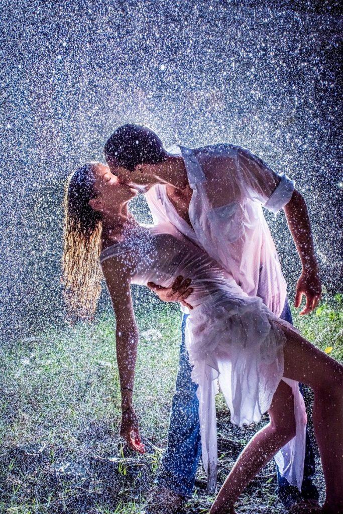 Rain lovers
