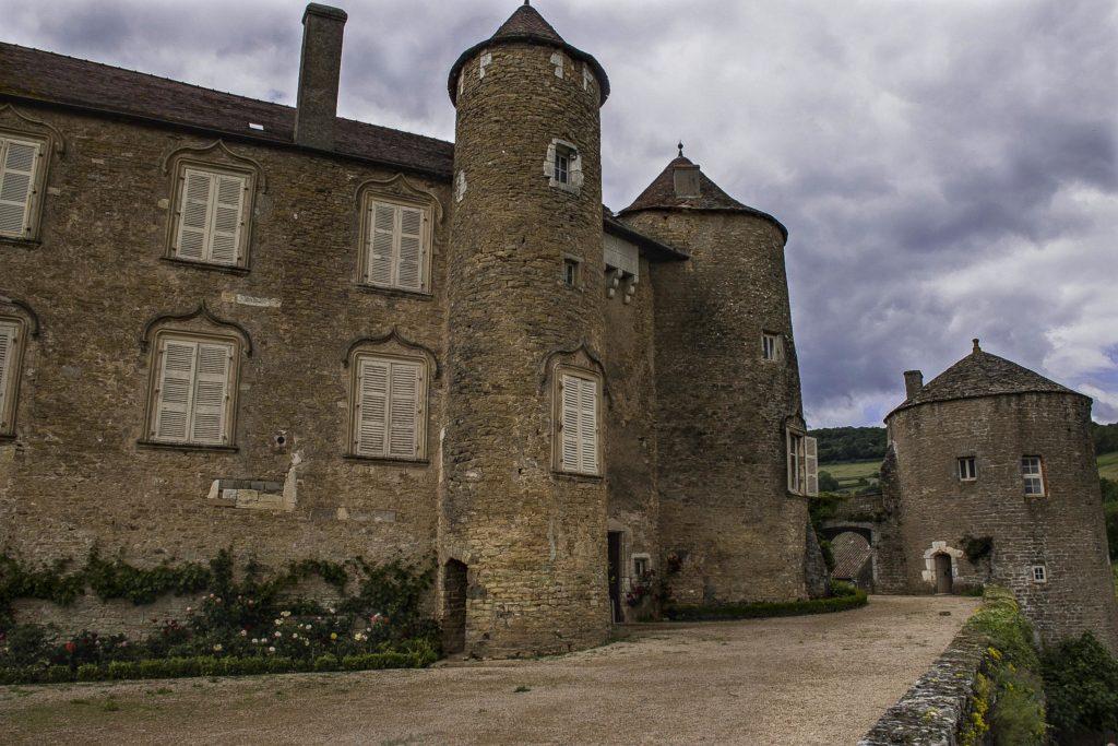 Putovanje u južnu Burgundiju