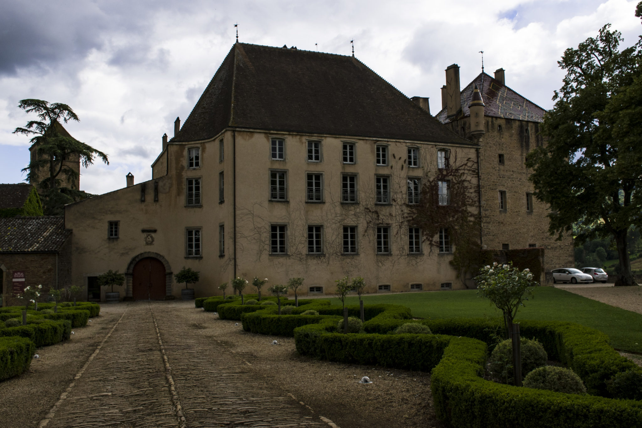 trip to South Burgundy
