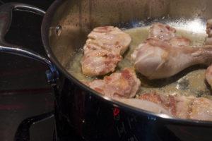 Piletina u vinu