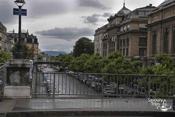 Trip to Geneva