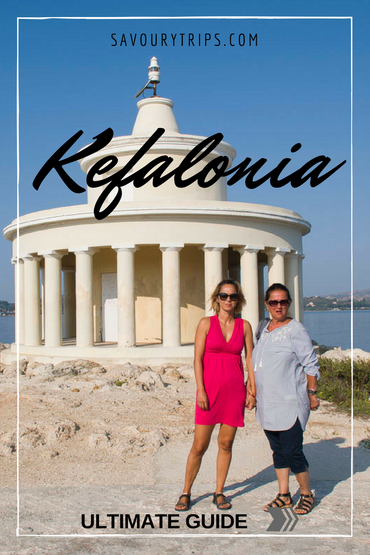 GUIDE TO KEFALONIA
