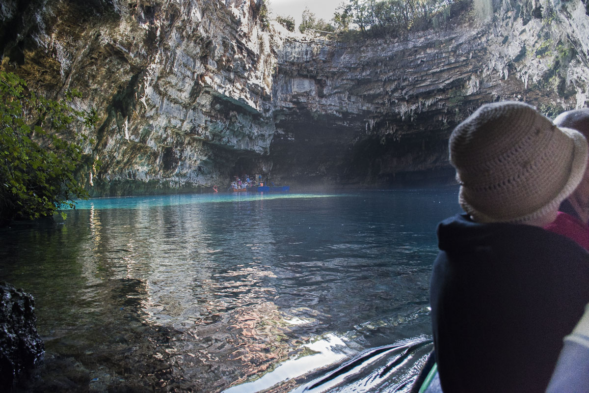 Guide to Kefalonia, Melissani