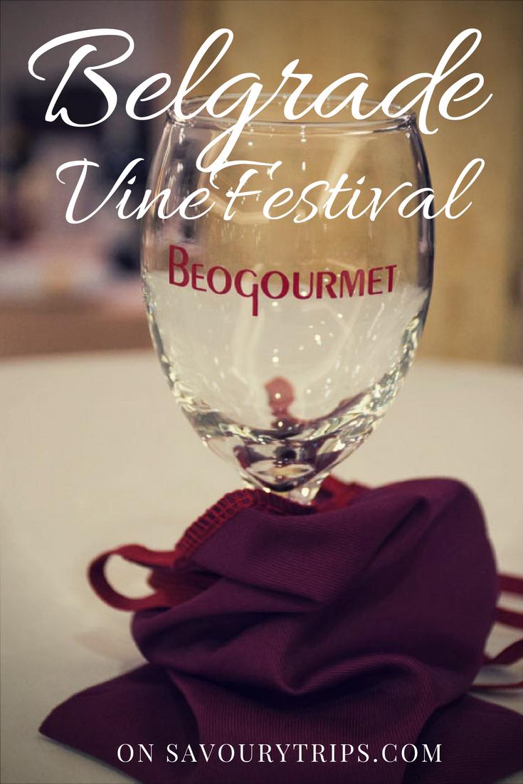 Beogourmet Festival Vina
