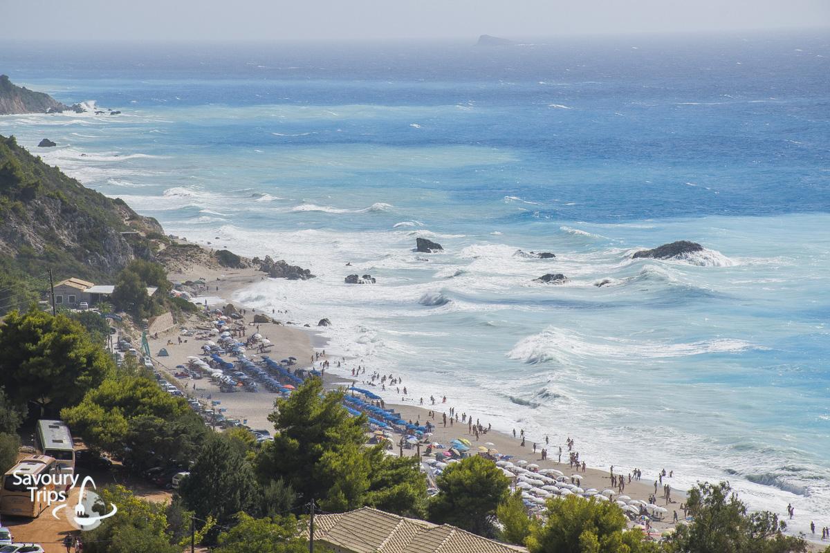 Lefkada beaches