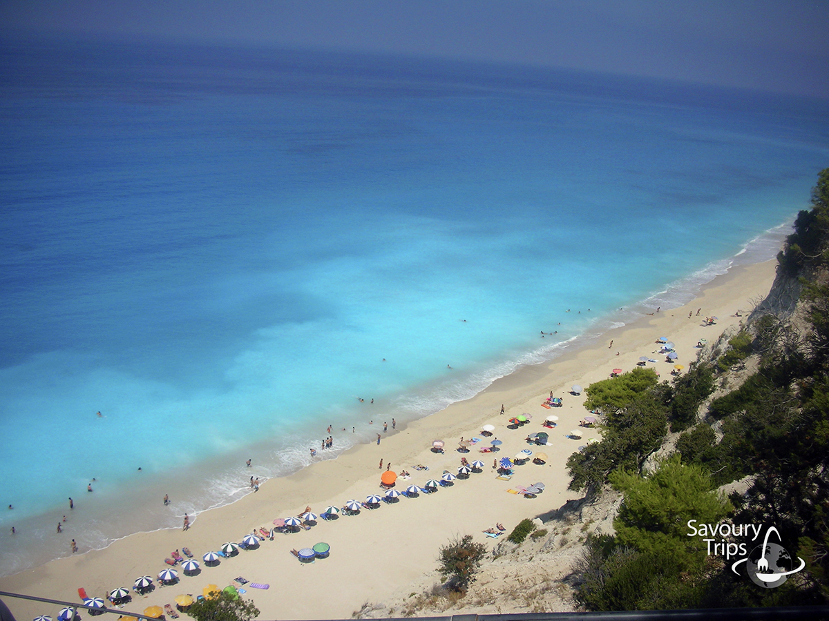 Egremni Lefkada Beaches