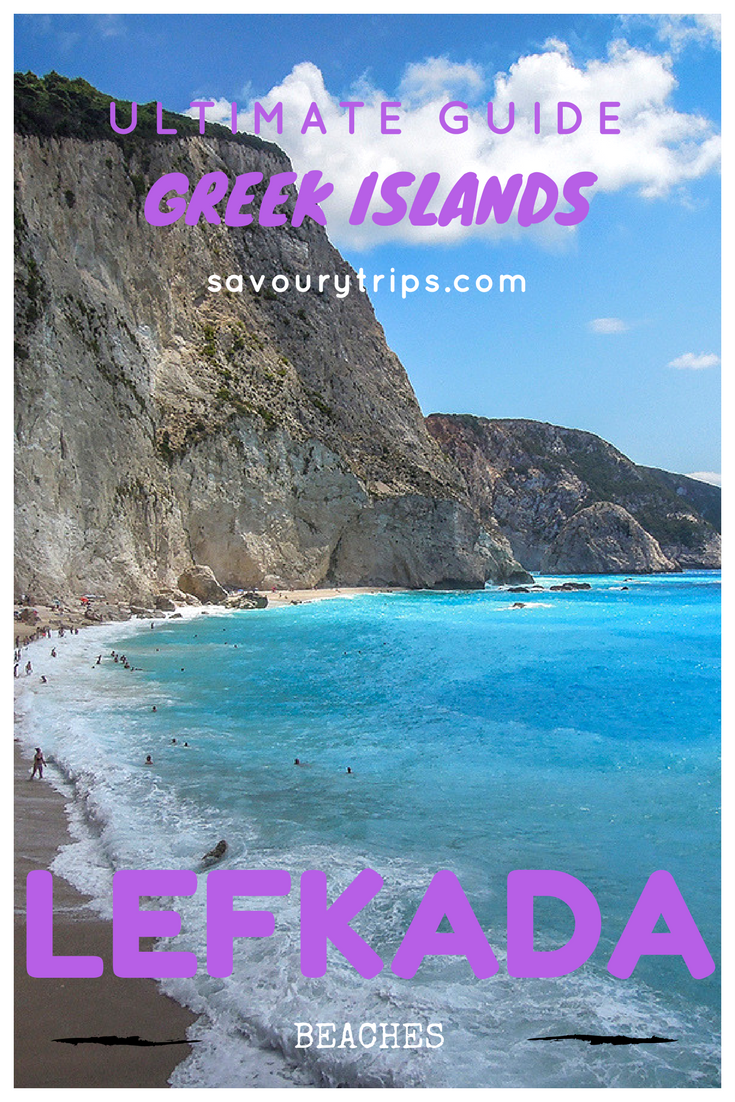 Ultimate Guide for the Lefkada Beaches