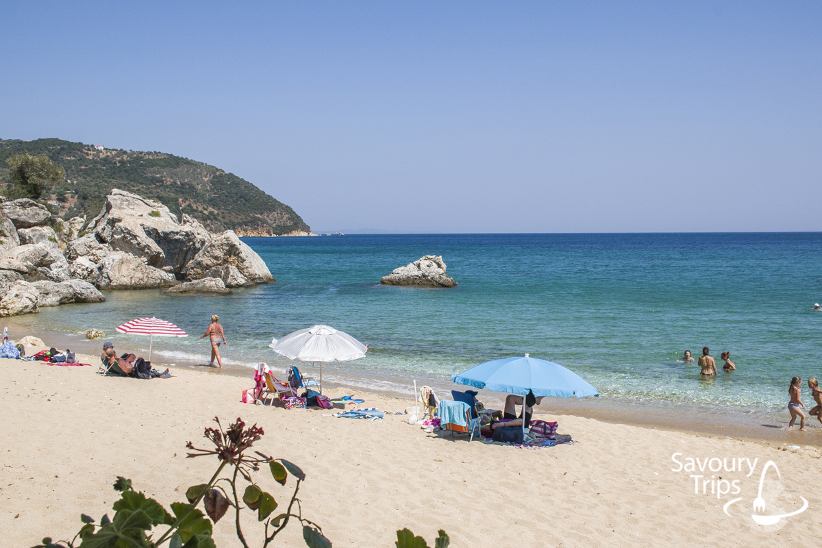 Pelion beaches and things to do