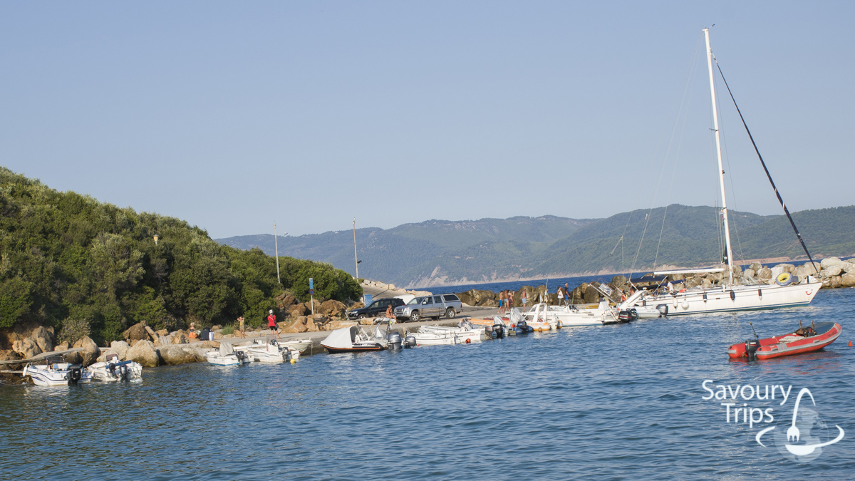 Travel guide Pelion Greece
