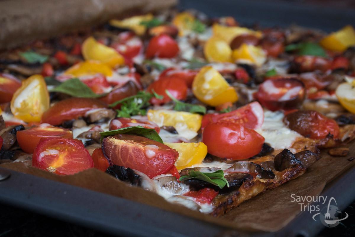 Vegetarijanska pizza od karfiola je danas najzdravija pizza na svetu