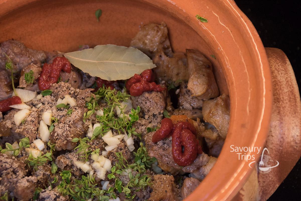 Beef Bourguignon Goveđi gulaš