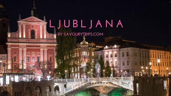 Ljubljana šta videti i kako se provesti za jedan dan ?