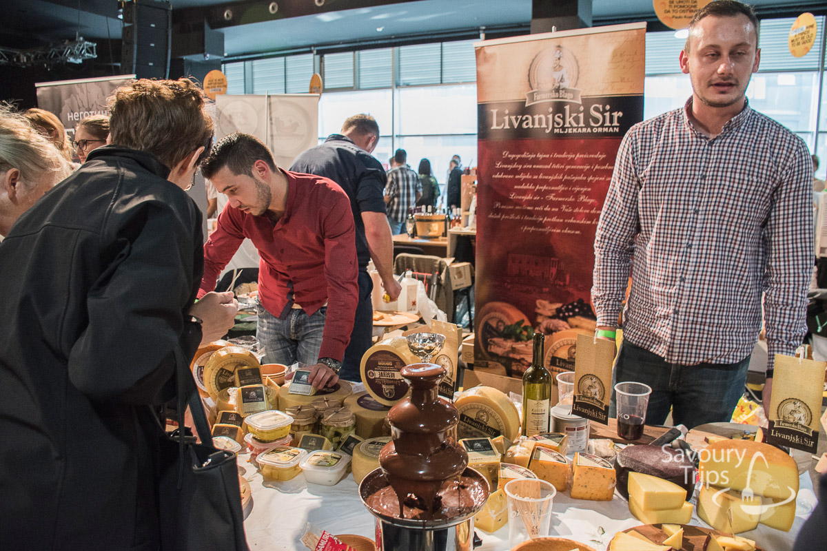 alkan Cheese festival/ festival sira u Beogradu