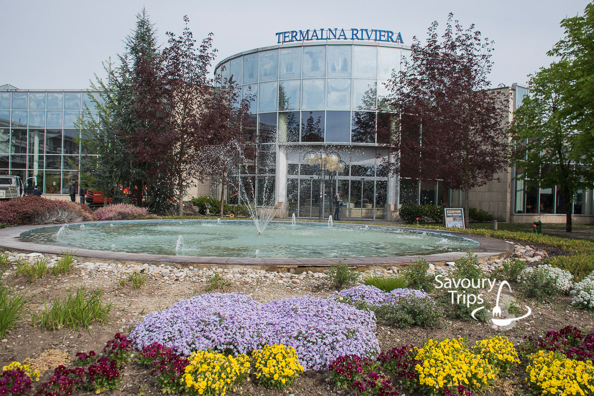 Terme Čatež Slovenija / Catez Thermal Spa Slovenia