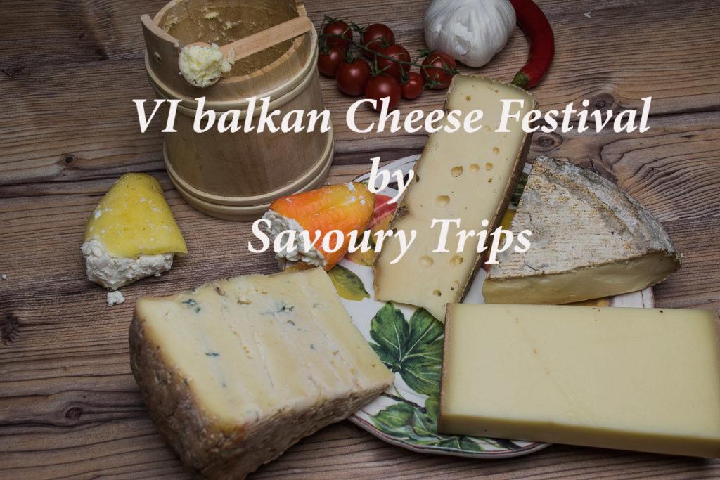 Festival sira u Beogradu / VI Balkan Cheese Festival Belgrade