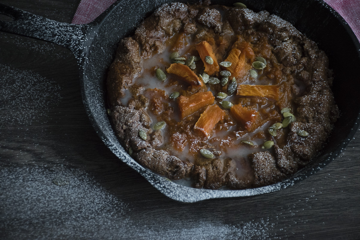 Recept za francuske Galete sa bundevom / Pumpkin Galettes Recipe