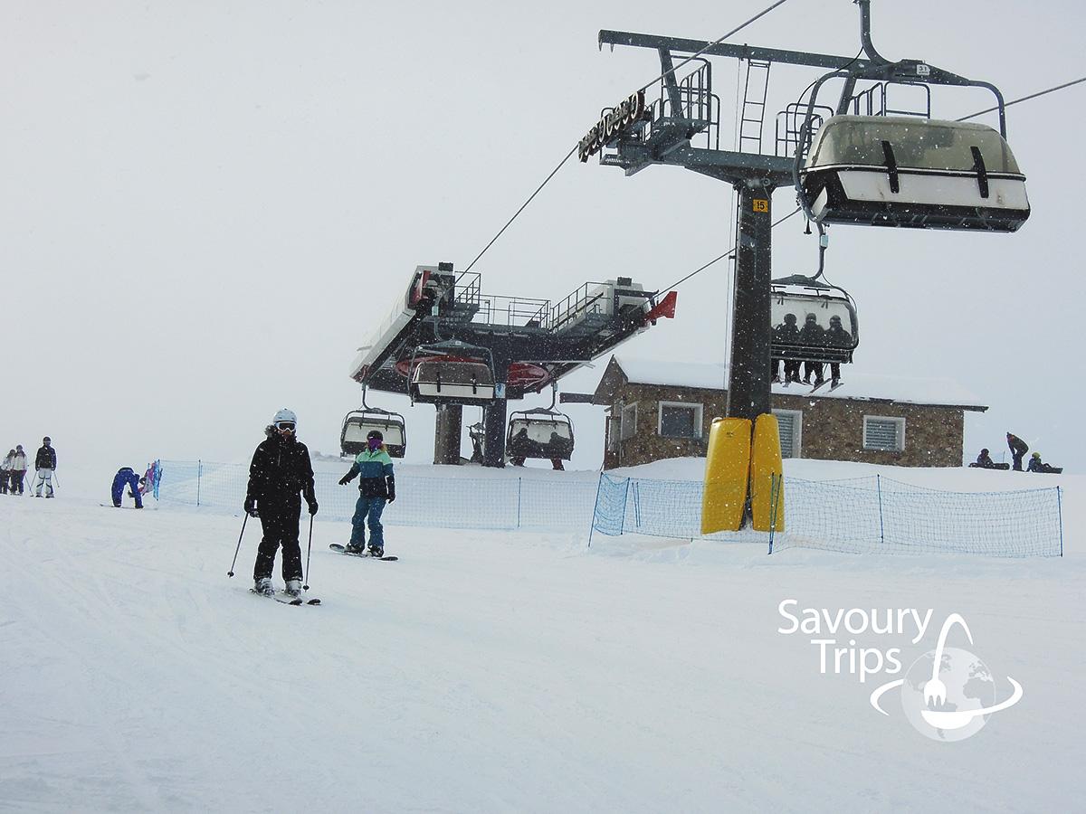Livigno skijanje / Livigno italy ski
