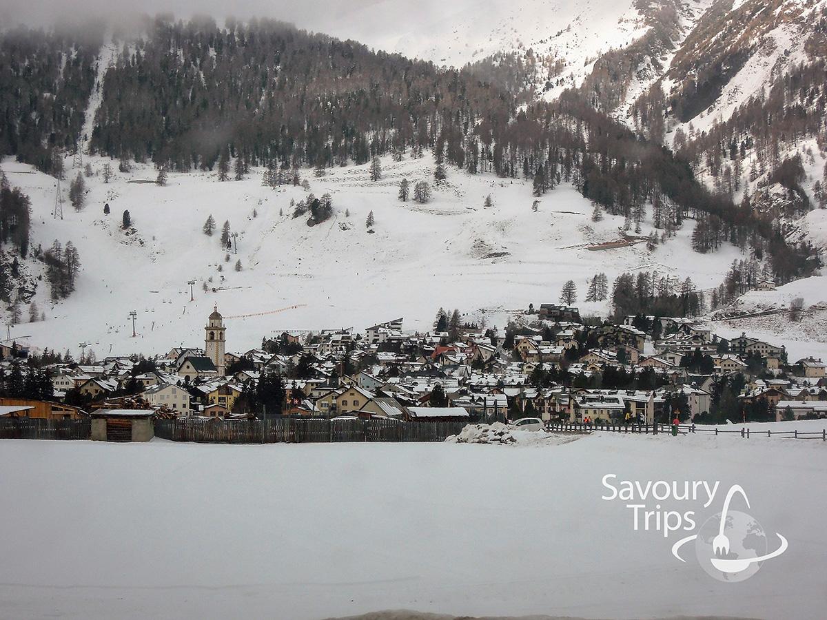 Skijanje Livigno / Skiing in Italy Livigno ski resort
