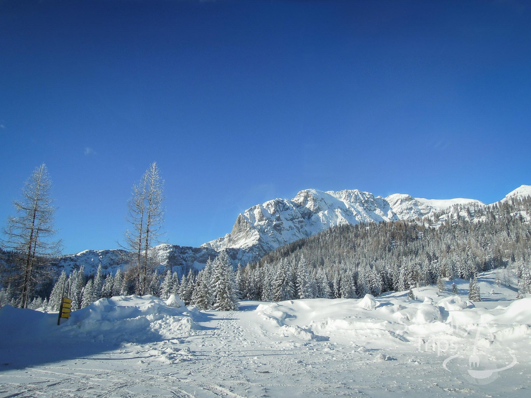 Nassfeld-ski-slopes