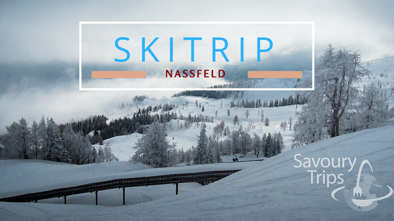 Nassfeld ski slopes