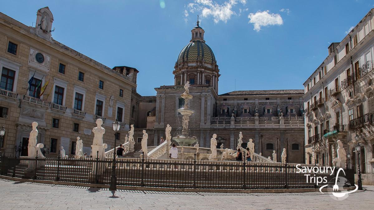 Sicilija Palermo iskustva / Sicily Palermo review