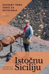 Etna Sicilija letovanje iskustva / Trip to Sicily vacation review