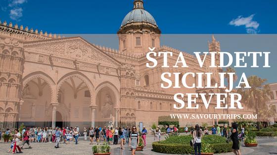 Sicilija Palermo i Monreale, a onda i ostatak severnog dela