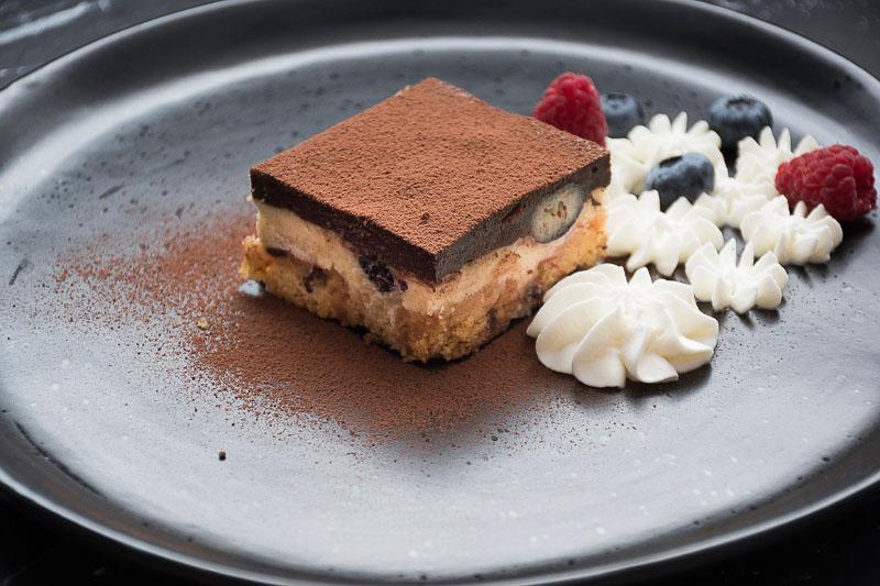Cheesecake kocke / Chocolate Cheesecake