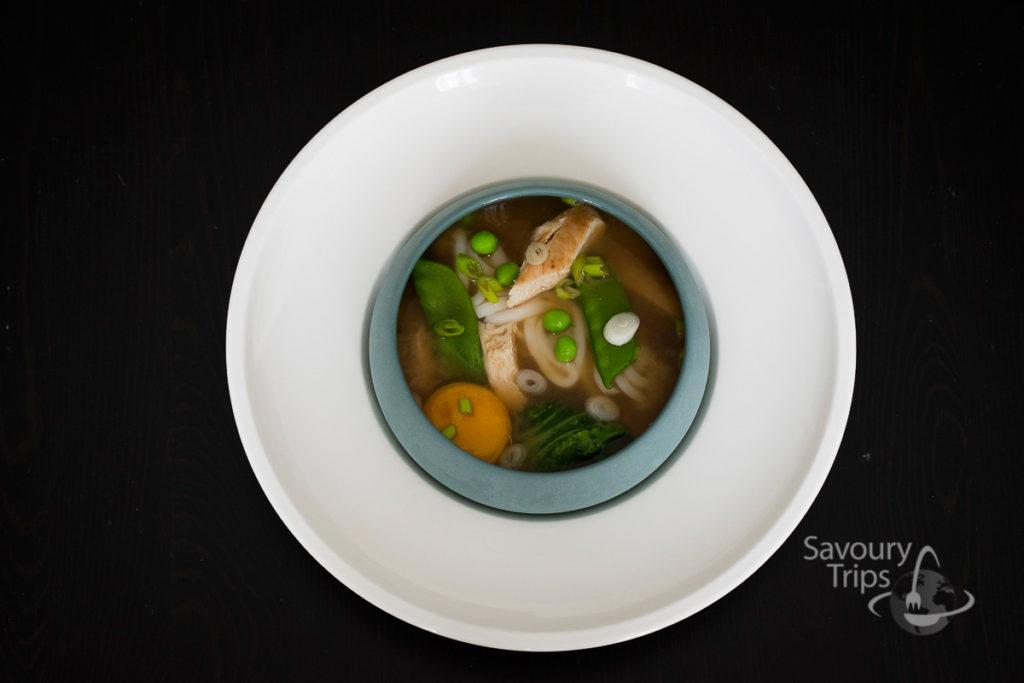 Ramen Supa / Ramen Soup