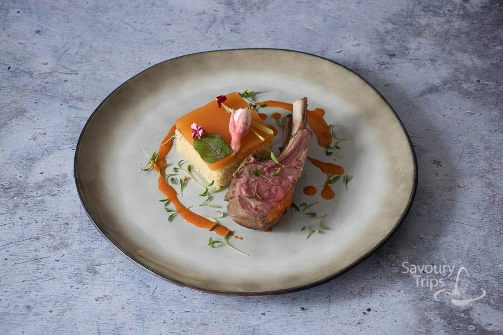 Jagnjetina u kari sosu