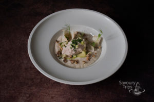 Waldorf salad / Valdorf salata