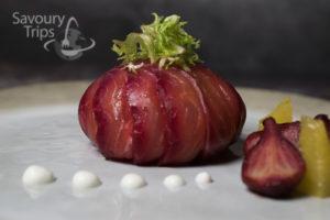 Big Mama's sushi recept sa lososom