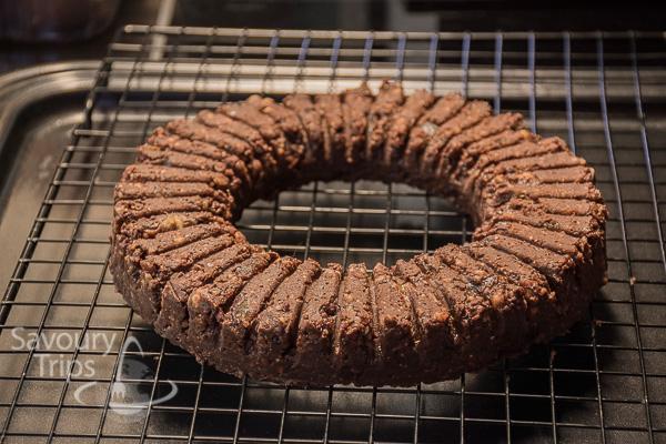 Baza salame od čokolade