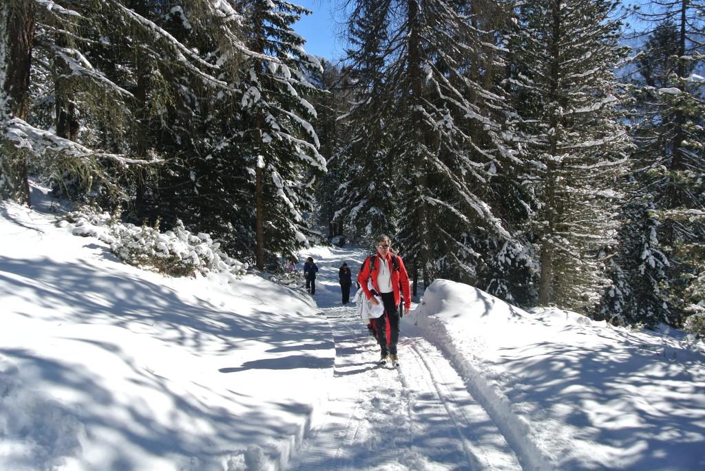 Hiking put 2, planinarenje u Italiji