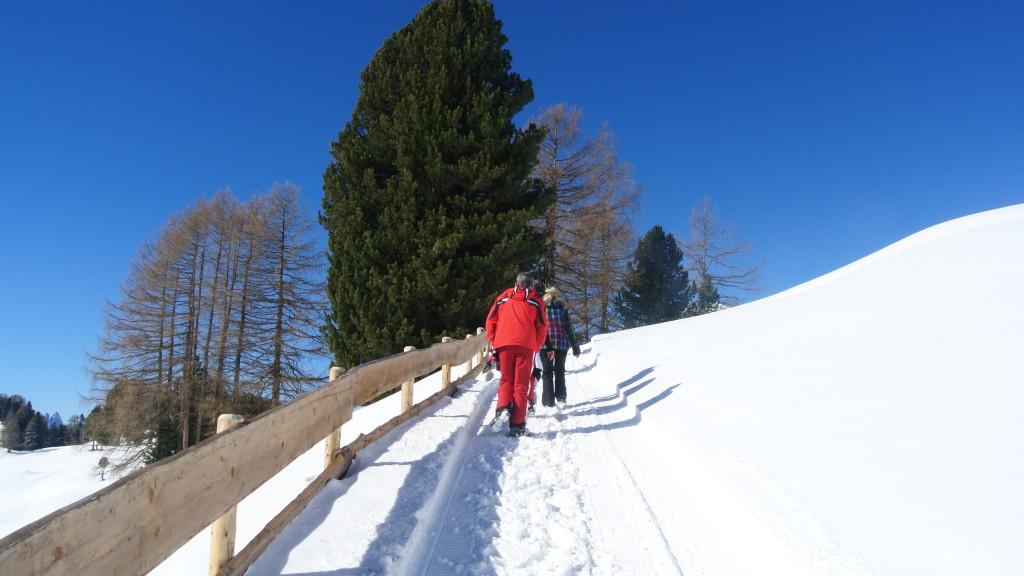 planinarenje u Italiji, Val Gardena