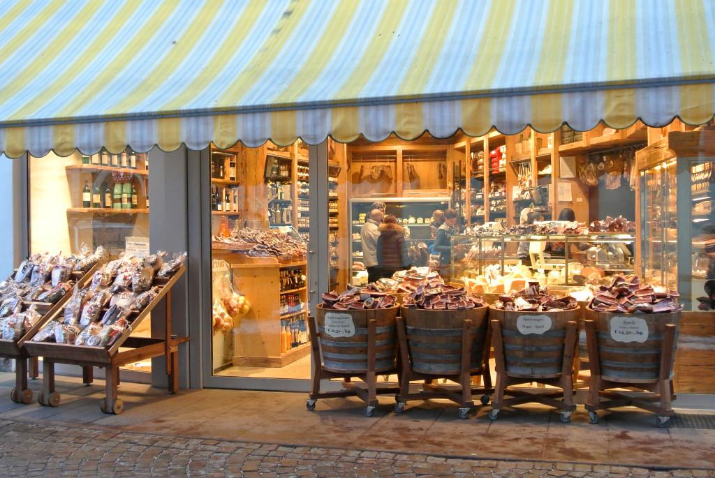 Ortisei Prodavnica delikatesa Val Gardena