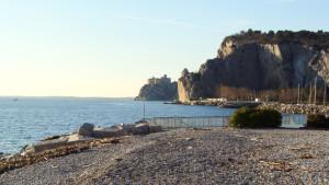 Sistiana in the North Adriatic coast
