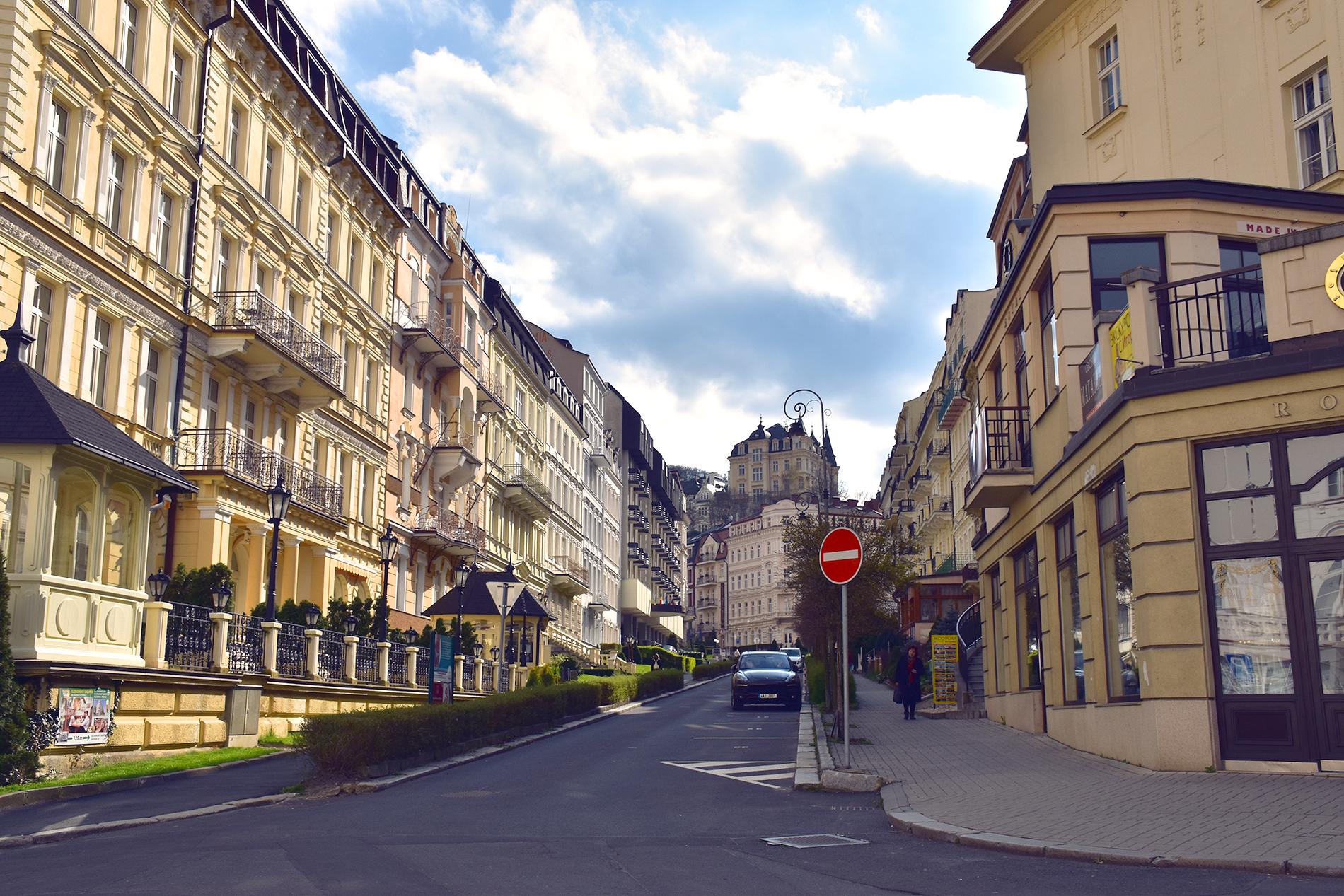Trip to Karlovy Vary