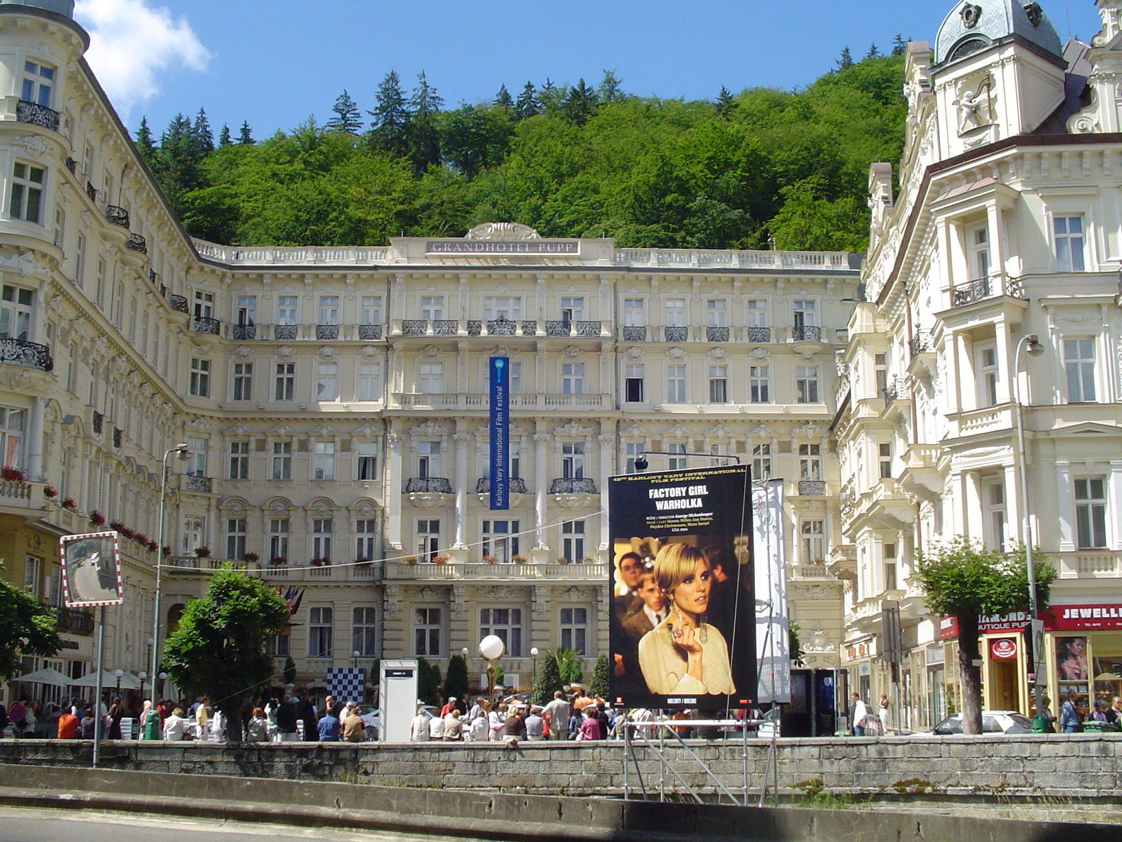 Pupp, Trip to Karlovy Vary, picture from internet