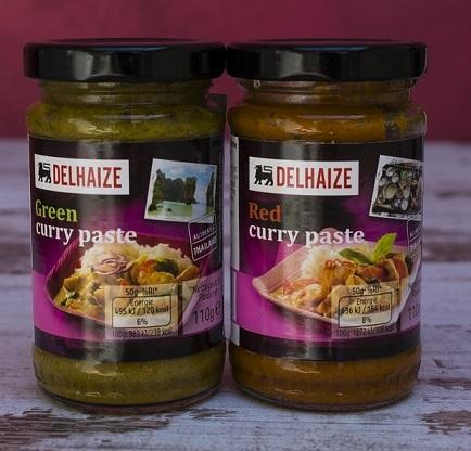 Curry pasta 3
