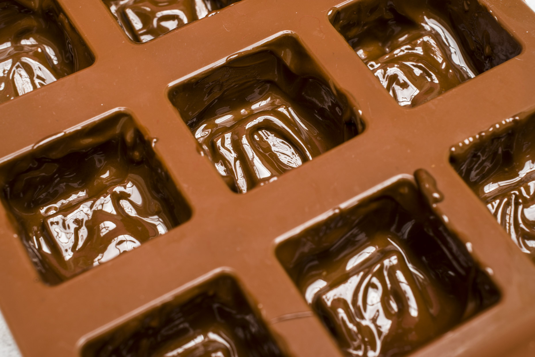 molds chocolate praline